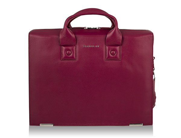 Farnsworth Briefbag Berry