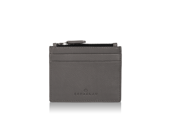 Perls Credit Card Holder dark Taupe