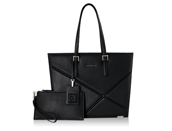 Ryder Shopping Bag Black