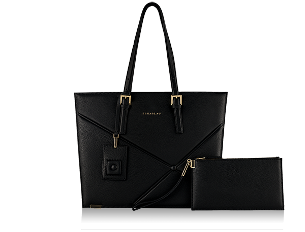 Shopping Bag Ryder Black-Gold Limited Edition-
