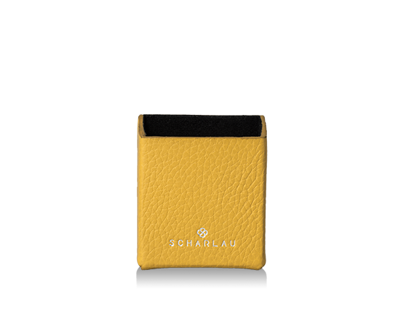 Lempke Cigarette Case Yellow