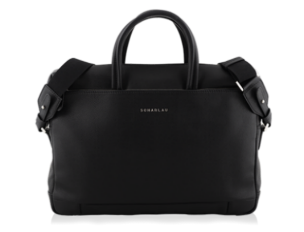 M Brief Bag Nero