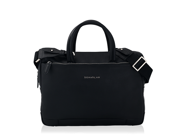 S Briefbag Black