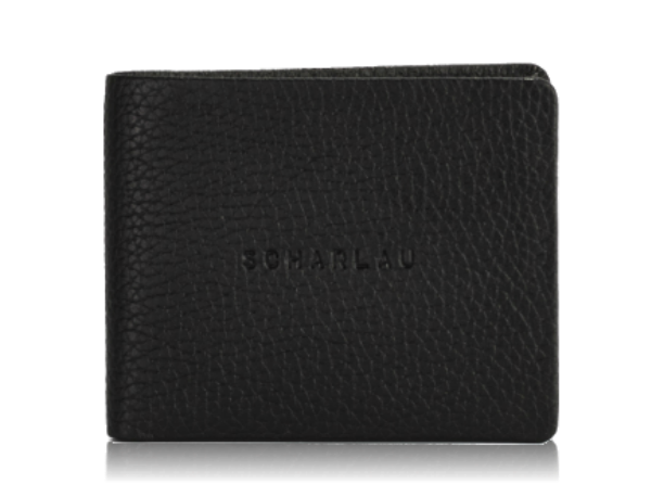 Mini wallet with coin pocket