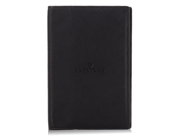 Vertical passport holder