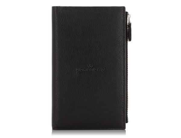 Vertical wallet 14 cc and coin pocket