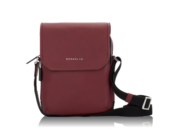 km 5 Crossbody bag with flap
