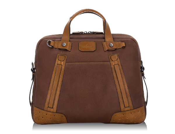 ROUTE 69 Laptop briefbag