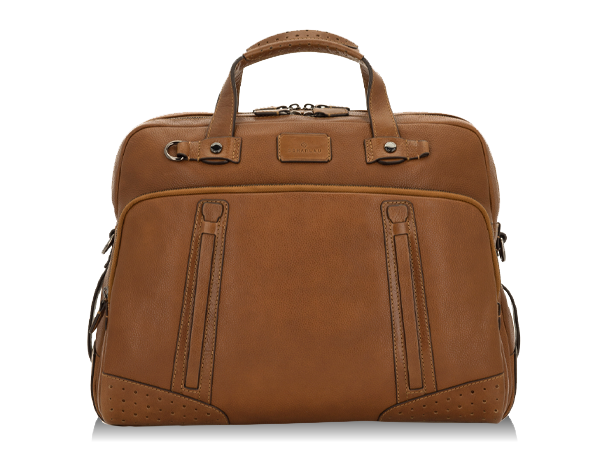 ROUTE 99 Briefbag 2 compartments