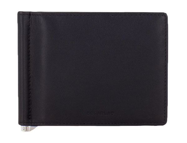 Wallet with money clip and 8cc