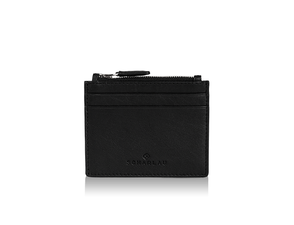 Perls Credit Card Holder Black