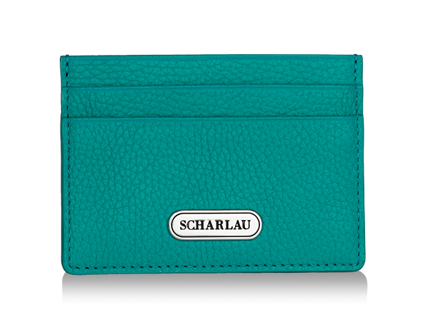 Card holder Turquoise