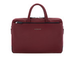 km 12 Briefcase burgundy